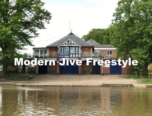 Modern Jive Freestyle Dance Boathouse Evesham @ The Boathouse